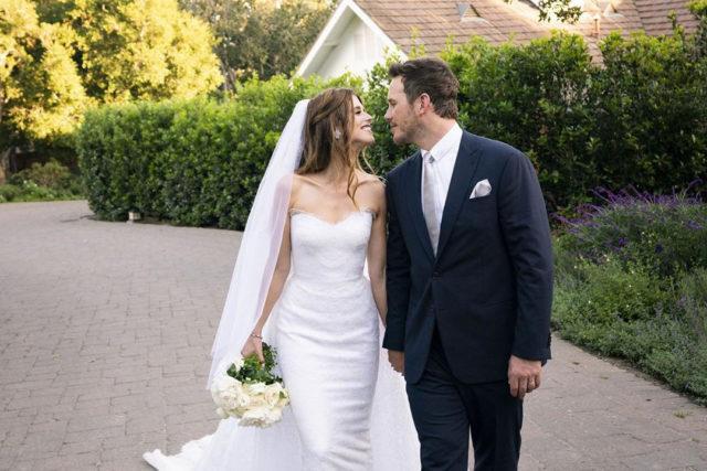 'Avengers' Actor Chris Pratt Marries Schwarznegger Daughter