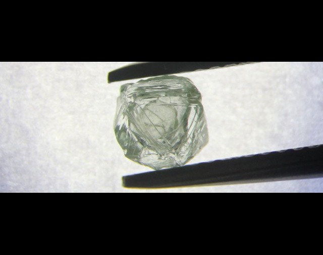 Super Rarest 'Diamond Inside Diamond' Found In Siberia